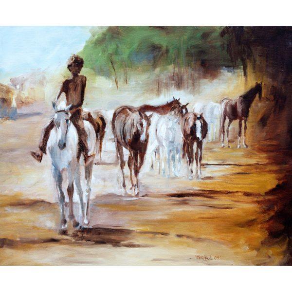 Horse Boy 1