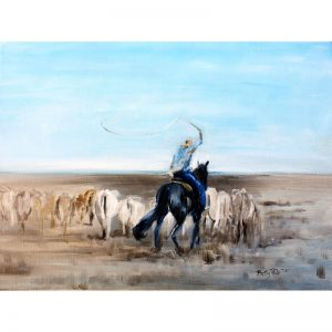 Roebuck Plains with a Whip 1