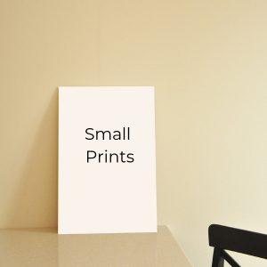 Small Prints A5